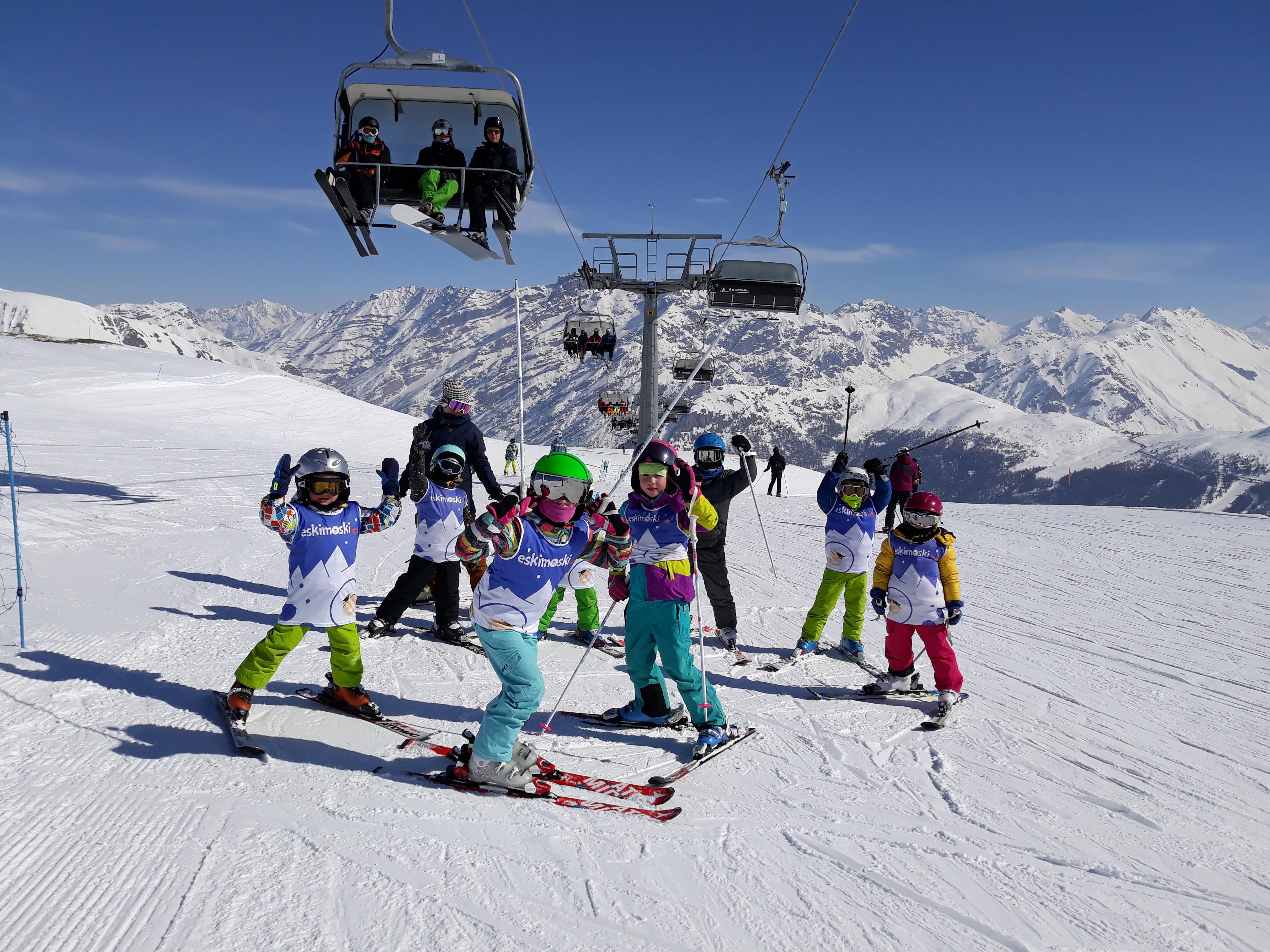 Zdjęcie Szkolenie narciarskie po przerwie